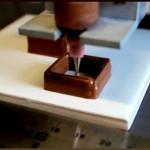Impresora-Chocolate