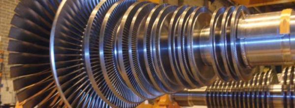 La revolución en la industria, fabricación en 3D de álabes de turbinas